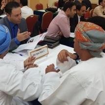 حضور شركت مديريت صادرات پادرا در هيات تجاري ايران در عمان، تيرماه ٩٧